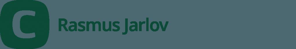 Logo Rasmus Jarlov